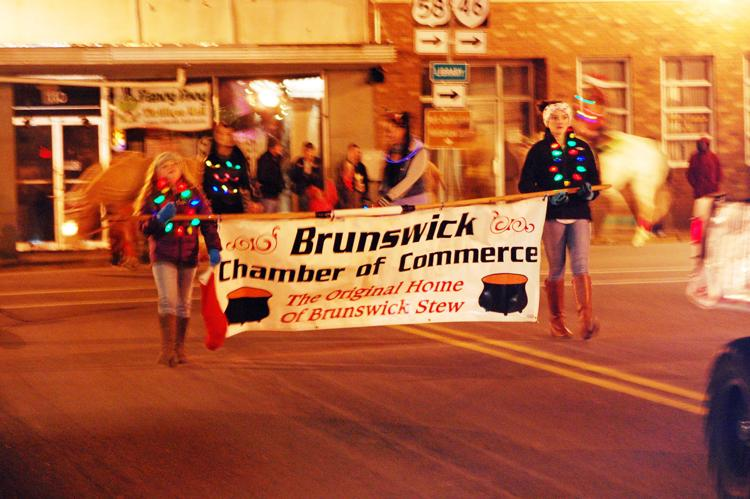 Lawrenceville Christmas Parade (December)